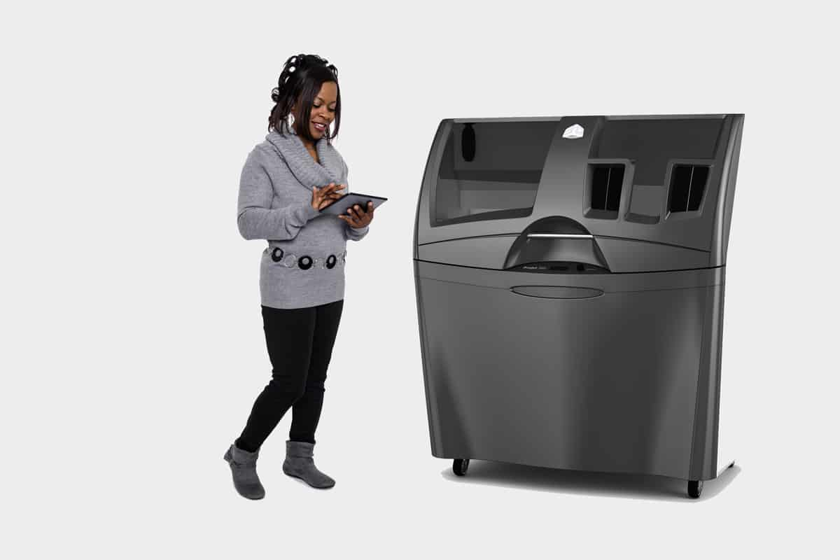 3D Printing and 3D Systems printers