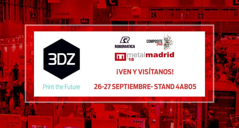 3DZ expone en Metal Madrid