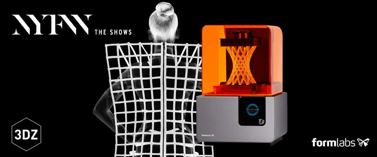 Formlabs alla NYFW (New York Fashion Week): intervista a Chromat